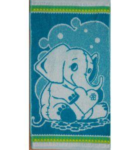 """Полотенце махровое """"Слонёнок"""" 30х60"""