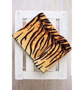 """Плед флисовый  """"Тигровый"""""""