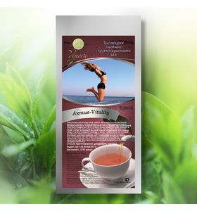 """Чай черный """"Актив-Vitality"""" с ягодами Годжи"""