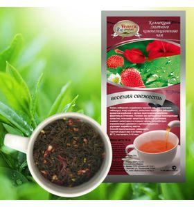 "Чай ""Весенняя свежесть"""