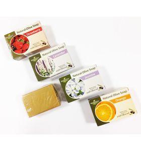 Мыло натуральное на оливковом масле