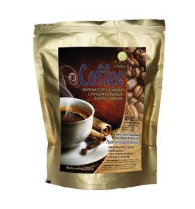 "Арабика с ароматом ""Куантро-шоколад"""