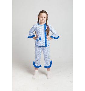"Пижама детская ""Аленка"" (кулирка)"
