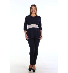 Костюм женский «Маргарита» блуза и брюки