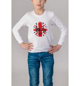 """Джемпер для мальчика """"London"""" с длинным рукавом"""