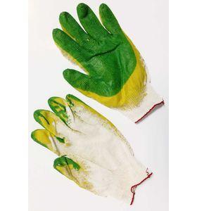 Перчатки 2-х латексный облив (1 пара)