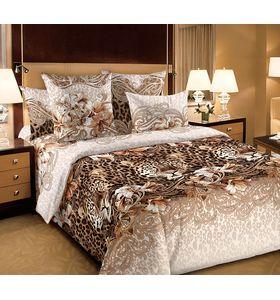 """Комплект постельного белья """"Леопард 1"""" из бязи"""