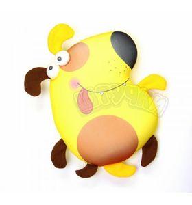 """Антистрессовая игрушка-подушка  собака """"Пучеглазы"""""""