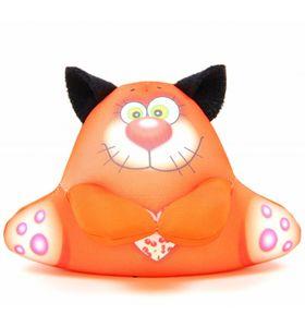 """Антистрессовая подушка-игрушка Кот """"Аква крошки"""""""