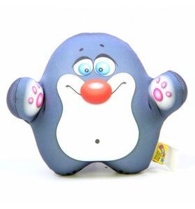 "Антистрессовая подушка-игрушка  с кротом""Аква крошки"""