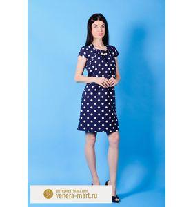 """Платье женское """"Кейт"""" с квадратным вырезом"""