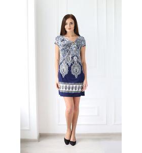 "Платье женское ""Роксана"" с коротким рукавом"