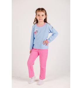 """Пижама подростковая """"Анаис"""" футболка и брюки"""