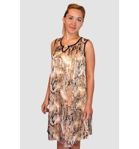 """Платье женское """"Скарапея"""" с пряжкой со стразами"""