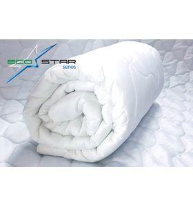 "Одеяло ""EcoStar"" лебяжий пух-амикор 70% на 30% в микрофибре"