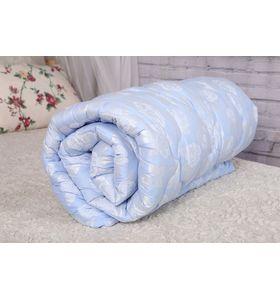 """Одеяло """"Лебяжий пух"""" 450 г/м в тике"""