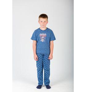 """Пижама детская для мальчика """"Гарри"""" футболка и брюки"""