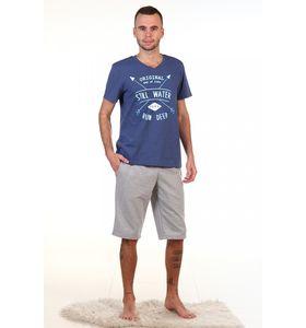 """Костюм мужской """"Original"""" футболка и шорты"""