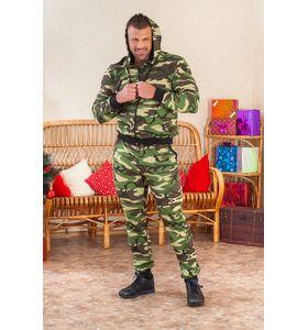 """Костюм мужской """"Камуфляж-2М"""" толстовка и брюки"""