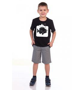 """Пижама детская """"Царь-рыба"""" футболка и шорты"""