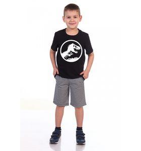 """Пижама детская """"T-Rex"""" футболка и шорты"""