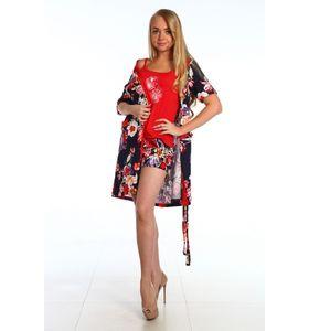"Комплект женский ""Алиса"" халат и пижама"