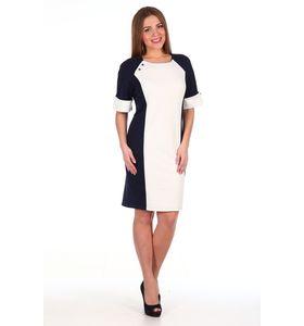 """Платье женское """"Присцилла"""" с рукавом до локтя"""