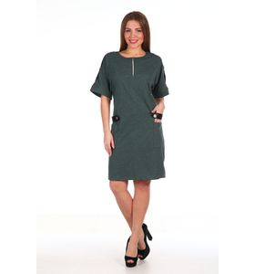 """Платье женское """"Рената"""" с коротким рукавом"""