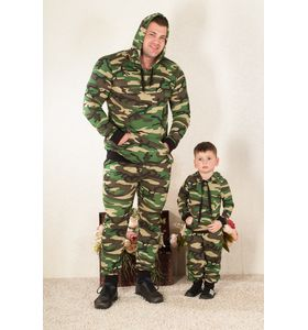 """Костюм мужской """"Милитари М"""" толстовка и брюки"""