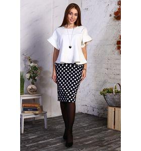 "Костюм женский ""Кейт"" блуза и юбка"