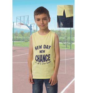 """Майка детская """"Chance"""" с надписью"""
