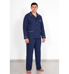 """Пижама мужская """"Комфорт"""" рубашка и брюки"""