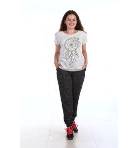 """Костюм женский """"Ловец снов"""" футболка и брюки"""