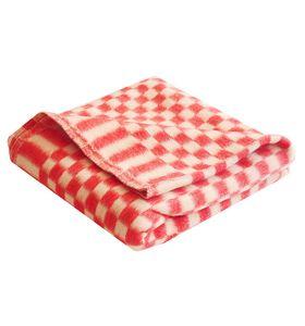"""Одеяло байковое """"Цветная клетка"""" 1,5-спальное"""