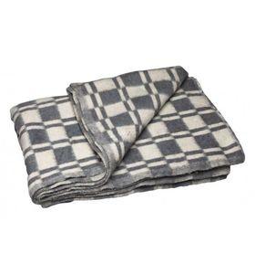 """Одеяло байковое """"Клетка""""  1,5-спальное"""