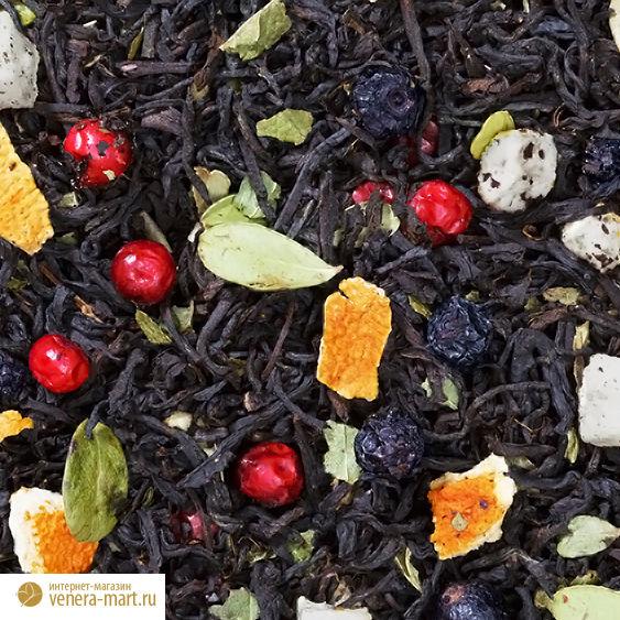 """Чай черный """"Северное сияние"""""""