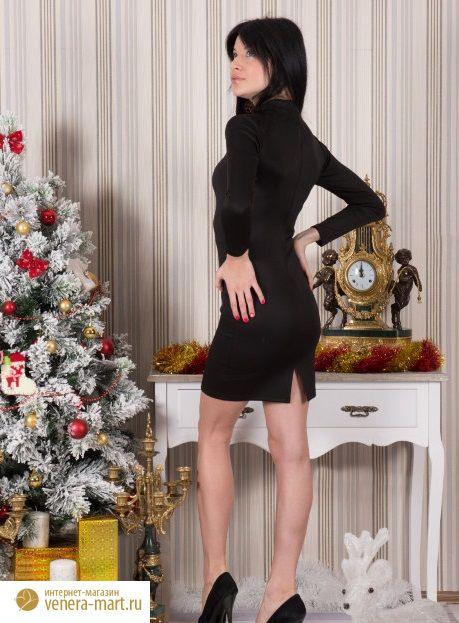"""Платье женское """"Бриджида"""" с гипюром"""