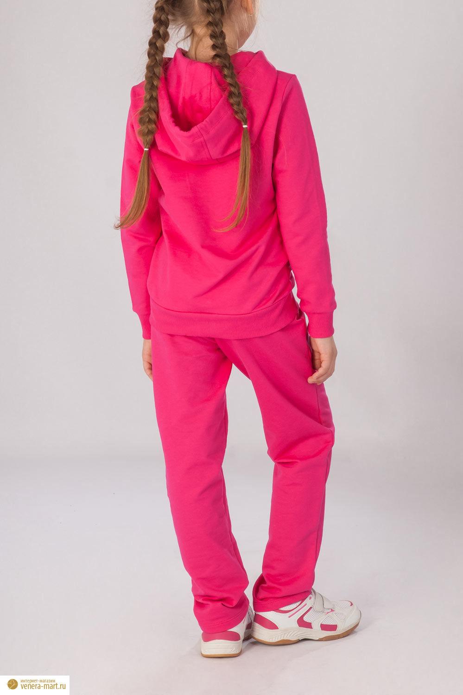 """Комплект для девочки """"Пинки"""" куртка и брюки"""