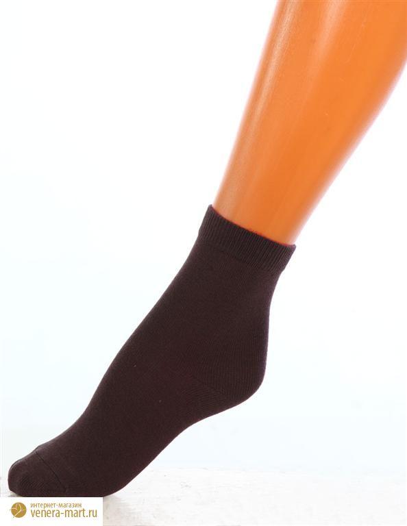 """Носки детские однотонные """"Черные"""""""