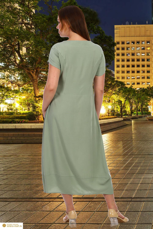 """Платье женское """"Стелла"""" с коротким рукавом"""